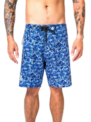 VAST X IN4MATION WOES BOARDSHORT