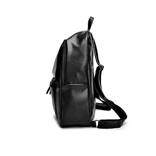 Bolish Leather Travel Backpack