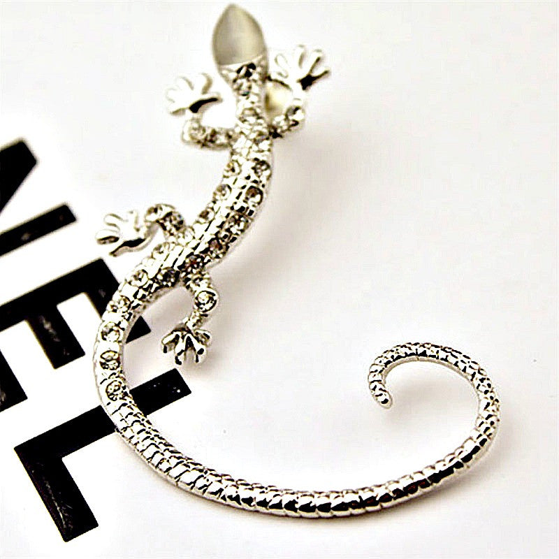 Lizard Stud Earrings
