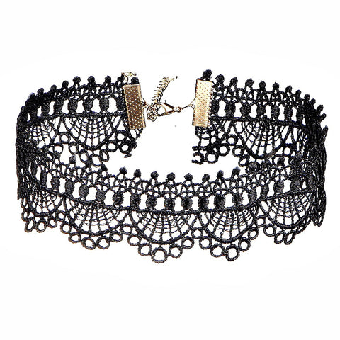 IF ME Sexy Lace Choker Necklace