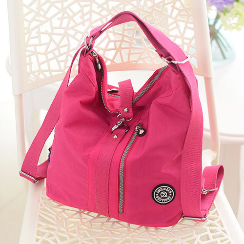Bolsas Sac A Main Nylon Backpack