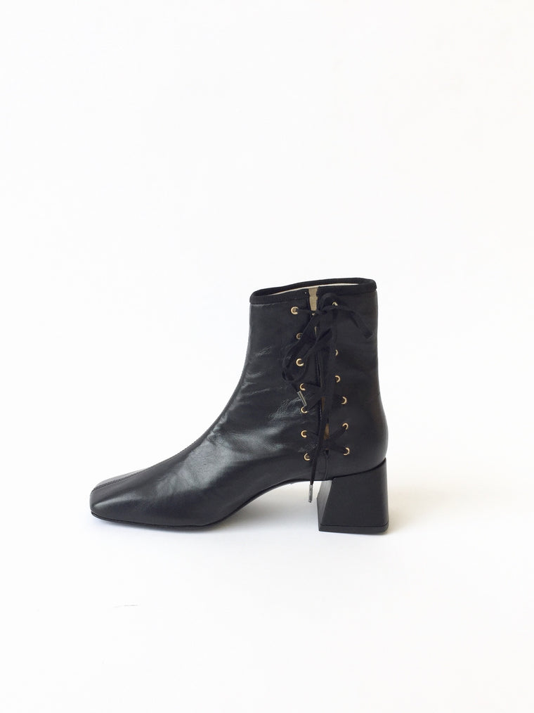 Suzanne Rae Lady Boot Black