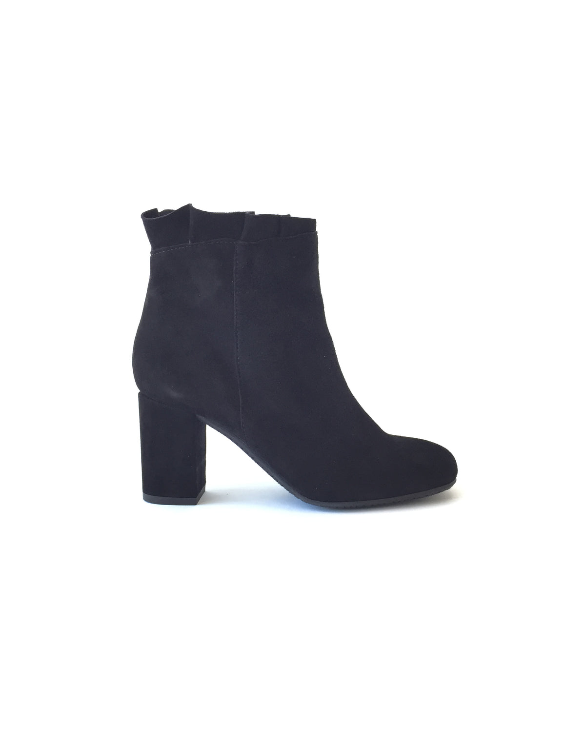 Blush Boot Black