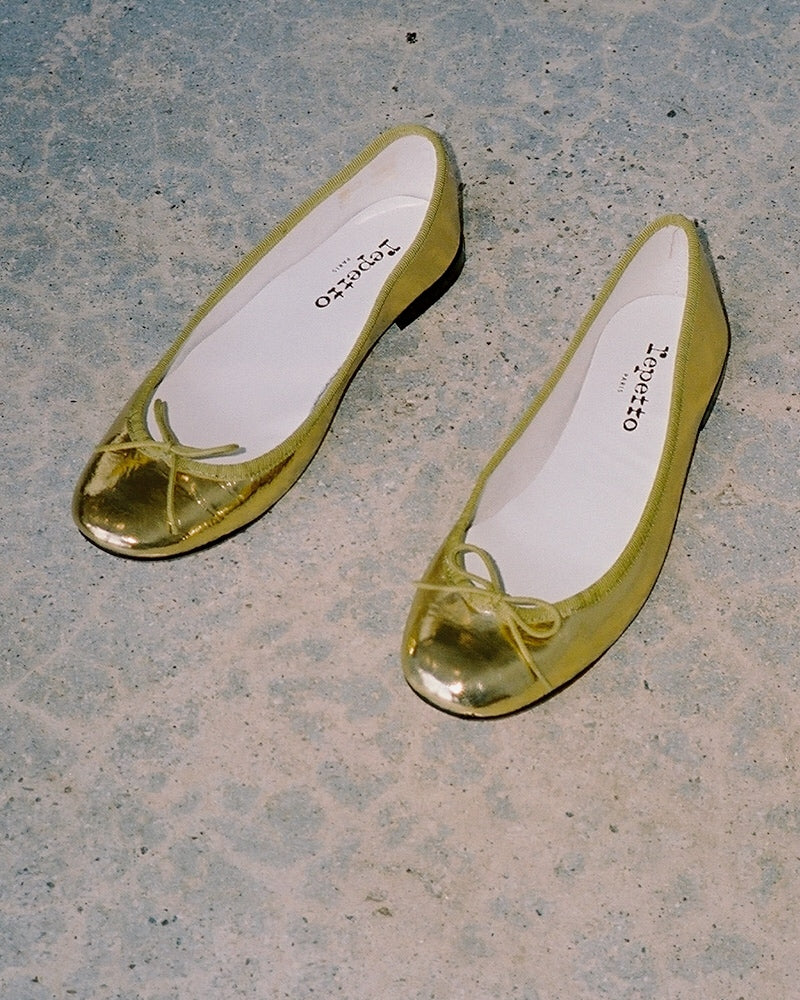 Repetto Cendrillon Gold