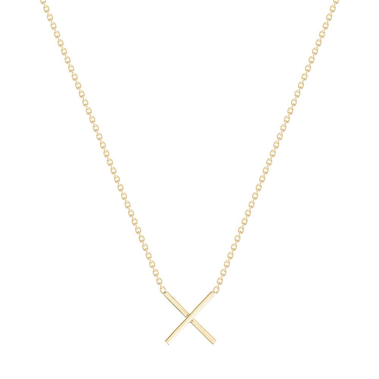 Hortense Kiss Necklace