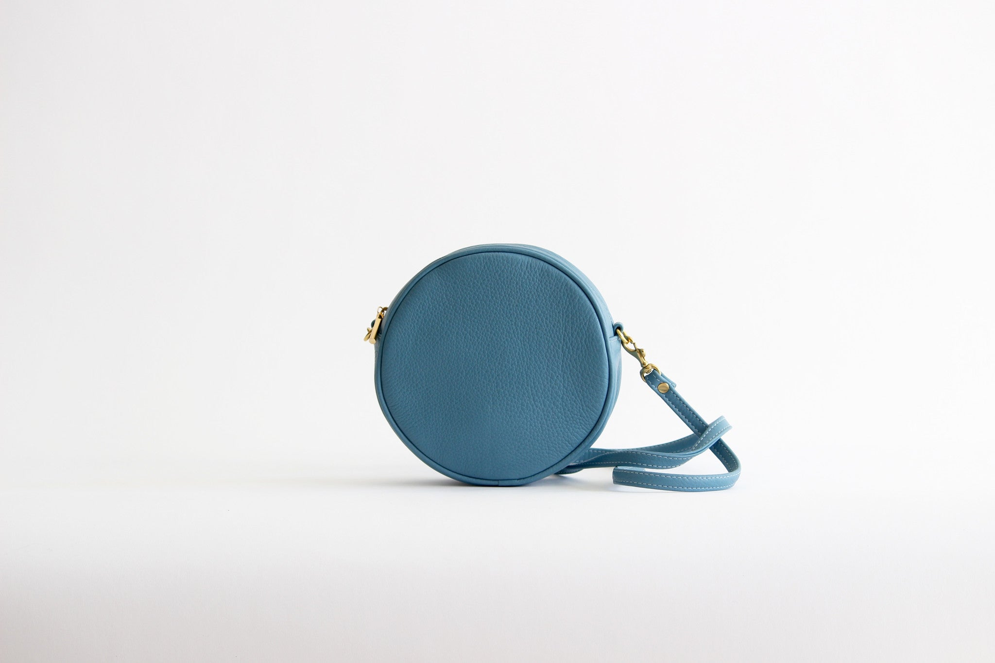 CAB Collection Mini Circle Bag Cerulean