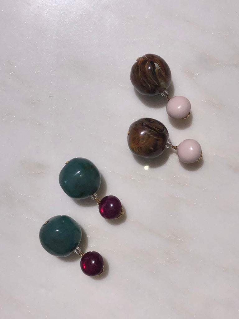 Rachel Comey Juniper Pink and Brown
