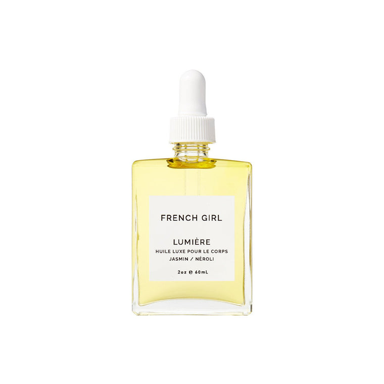 French Girl Organics Lumiere - Body Oil Jasmin | Néroli