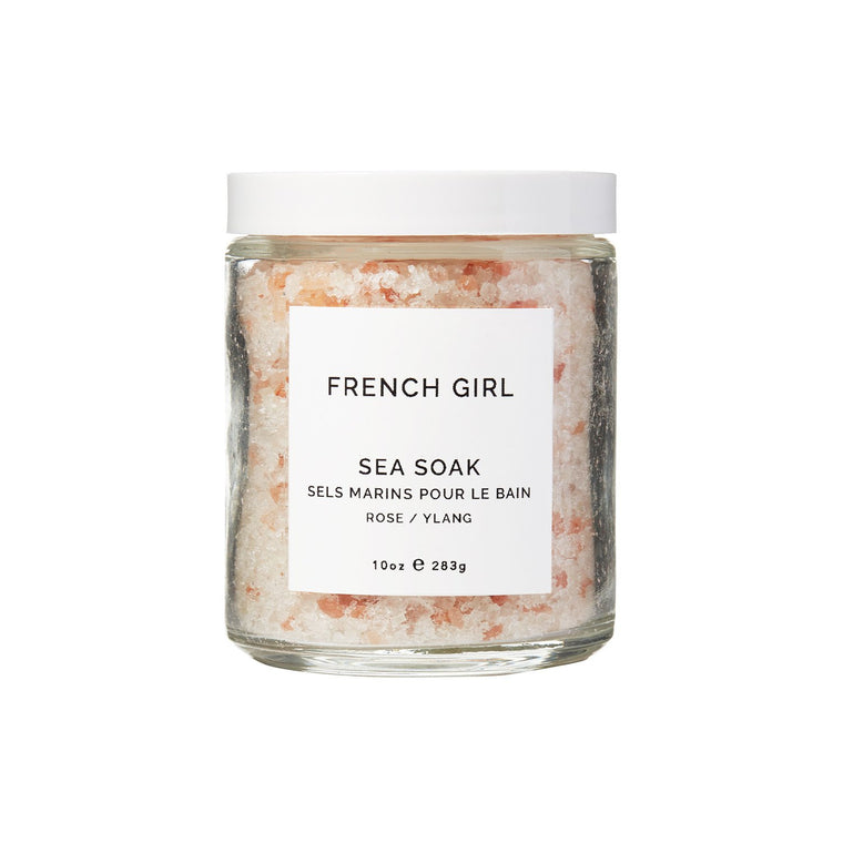 French Girl Organics Sea Soak- Rose Ylang
