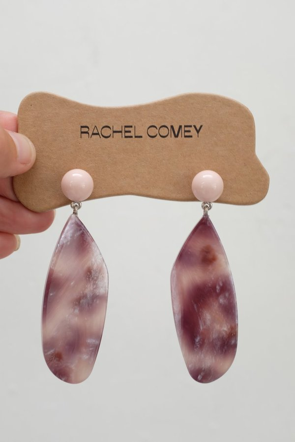 Rachel Comey Splitleap Earrings (various colors)