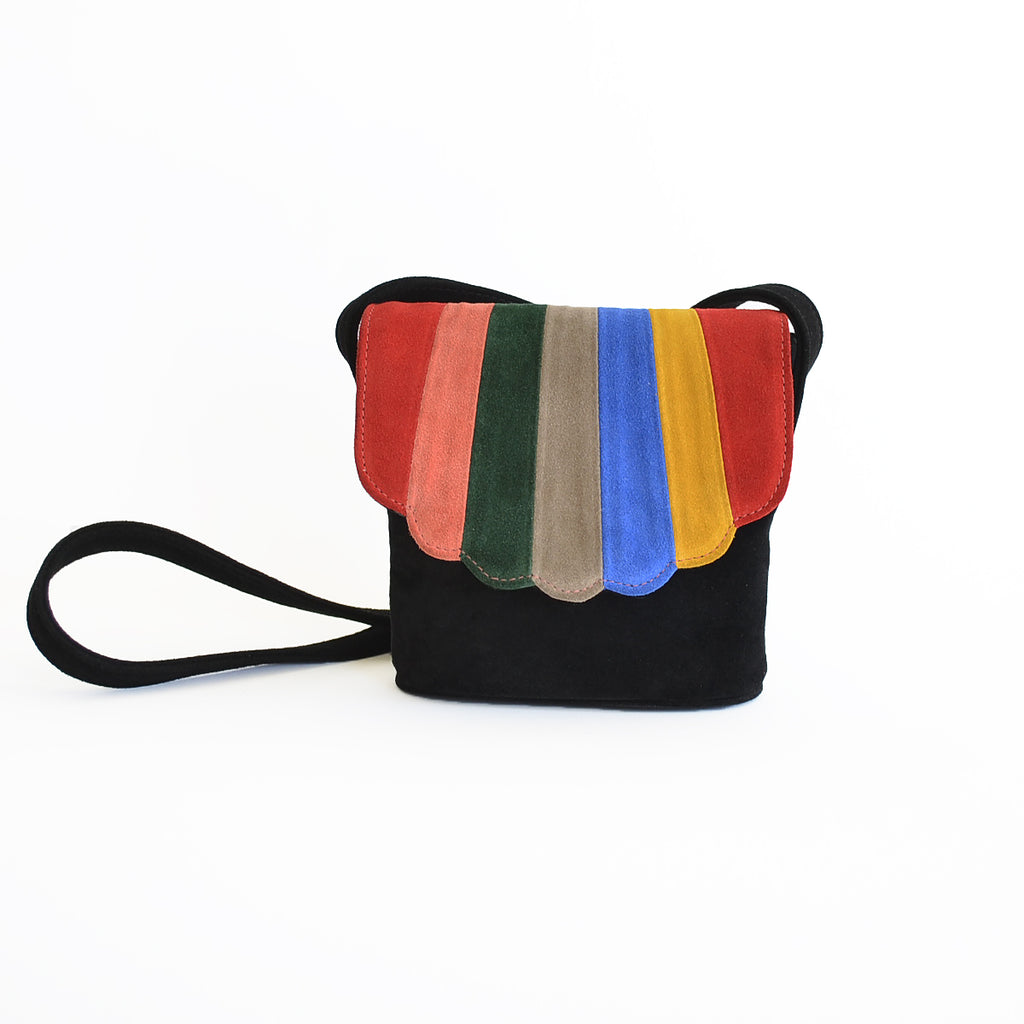 CAB Collection Shell Rainbow Bag