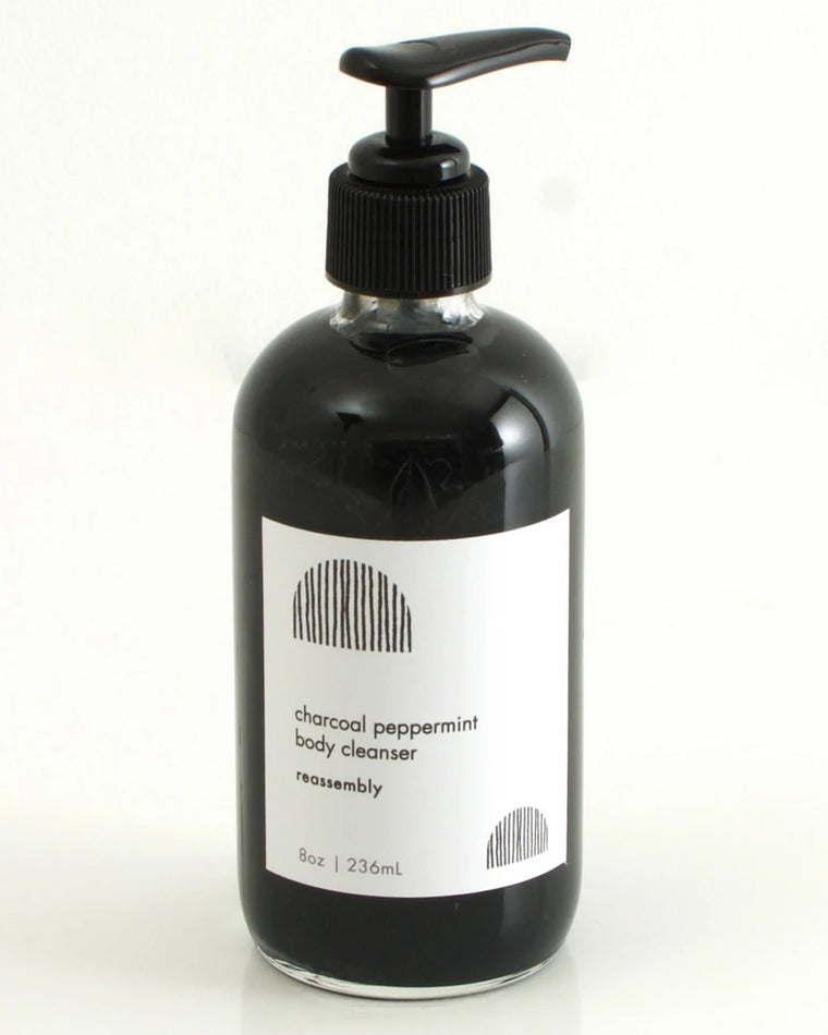 Reassembly Charcoal Peppermint Body Cleanser