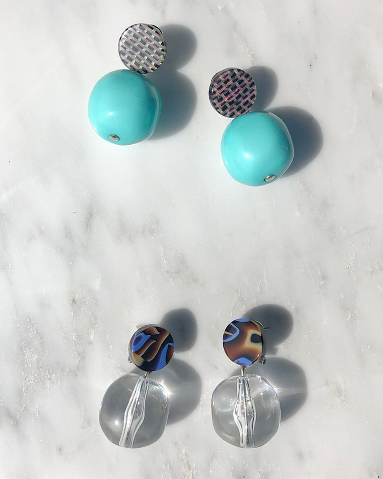 Rachel Comey Gumdrop Earrings (various colors)