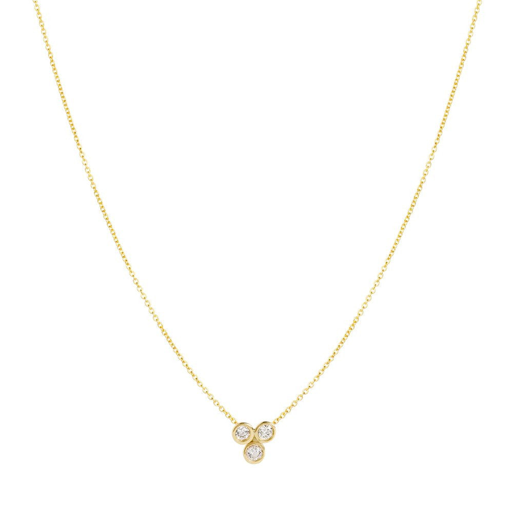 Hortense Clover Necklace