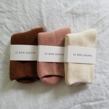 Le Bon Shoppe Cloud Socks