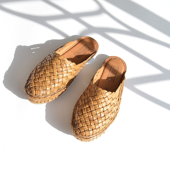 Mohinders City Slipper Woven