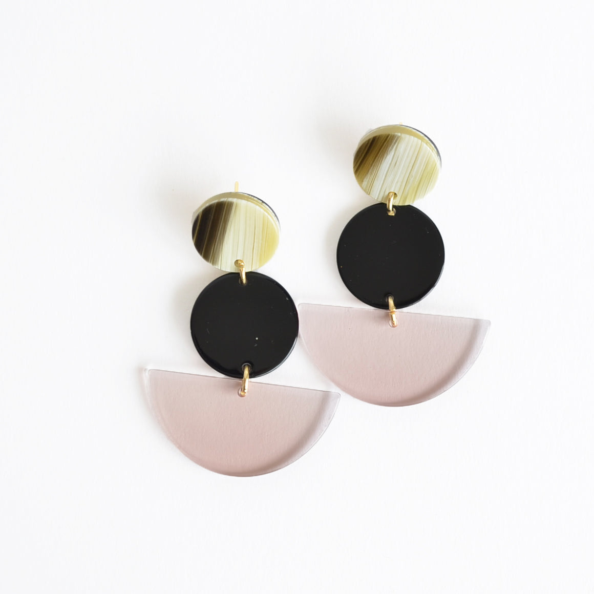Rachel Comey Neale Earrings Clear