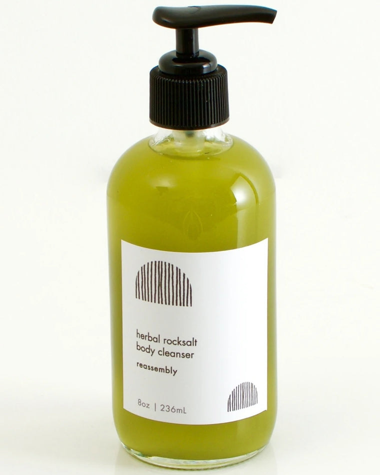 Reassembly Herbal Rock Salt Body Cleanser