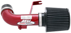2002 - 2004 Ford Focus SVT: Red AEM Short Ram Intake System S.R.S.