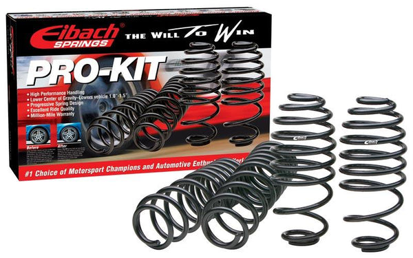 Eibach Pro-Kit Lowering Springs: Ford Focus ST 2013