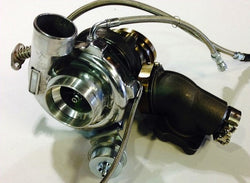 GTX2867R Bolt-on Turbo for the 2.0L Ecoboost Focus ST .64 A/R