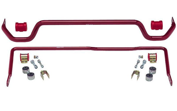 Eibach 27mm Front and 25mm Rear Anti-Roll Kit (Sway Bars): 2013 - 2018 Ford Focus ST