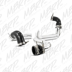 "2013 - 2018 Ford Focus ST 2.0L Ecoboost 2.5"" MBRP Hot & Cold Intercooler Pipe Kit"