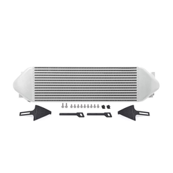 Mishimoto Intercooler, Silver: 2016 - 2018 Ford Focus RS