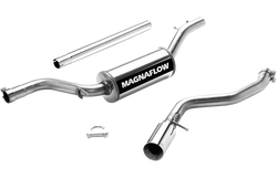 2005 - 2007 Ford Focus ZX3 Duratec 2.0: Magnaflow Cat Back Exhaust System