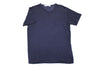Vintage Navy Saint Laurent Pocket T-shirt