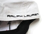 White Ralph Lauren RLX Golf Fitted Cap