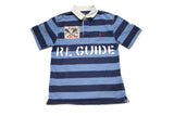 Vintage Ralph Lauren Guide Striped Polo