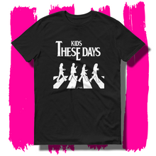 27th Ave. Kids these Days T-shirt - Black
