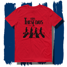 27th Ave. Kids these Days T-shirt - Red