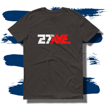27th Ave. Boxy T-shirt