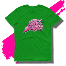 27th Ave. Graffiti Shirt - Green Apple
