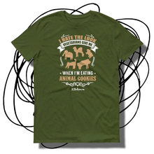 27th Ave. Dirty Looks T-shirt - City Green