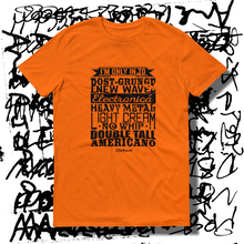 27th Ave. Specific Tastes T-shirt - Orange