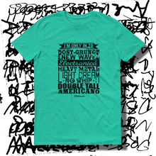 27th Ave. Specific Tastes T-shirt - Heather Green