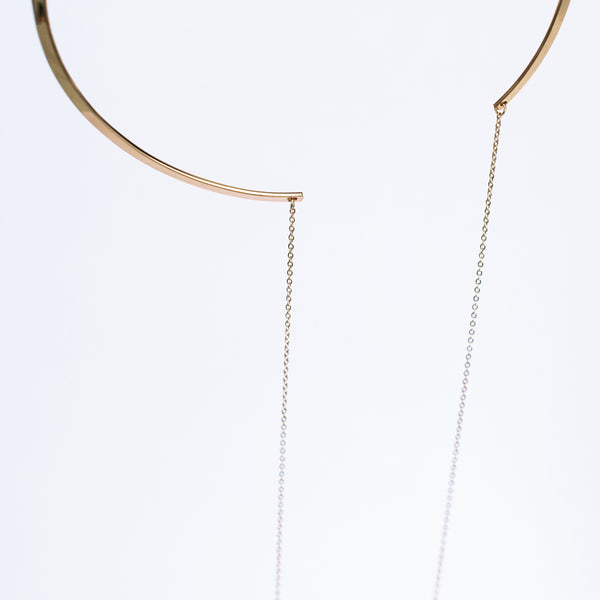 Gold Festival Necklace