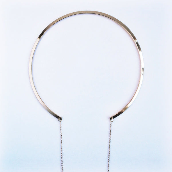 Festival Gold Necklace