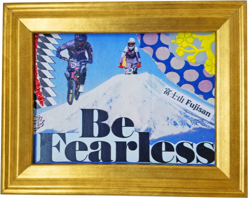 Be Fearless - SOLD