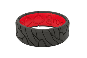 Edge Dimension Fracture Black/Red