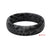 Thin Kryptek Typhon Camo Silicone Wedding Rings