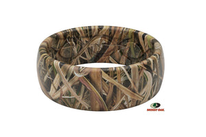 Mossy Oak Camo Silicone Rings Blades