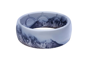 Original Nomad Summit - Groove Life Silicone Wedding Rings