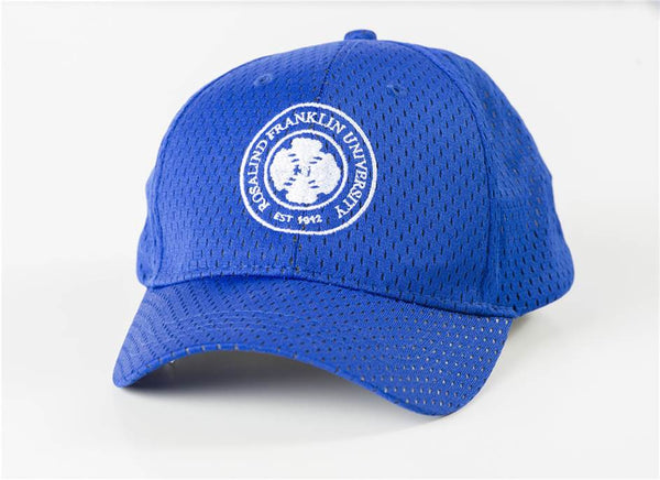 Cap, Baseball, Royal Blue Mesh