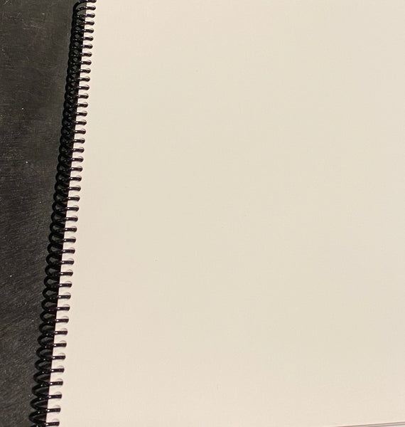 SS2020 BLANK SPIRAL NOTEBOOK, 50 PAGES Student Created Study/Learning Materials