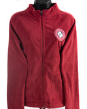 Micro-Fleece Campus Jacket, Unisex Fit