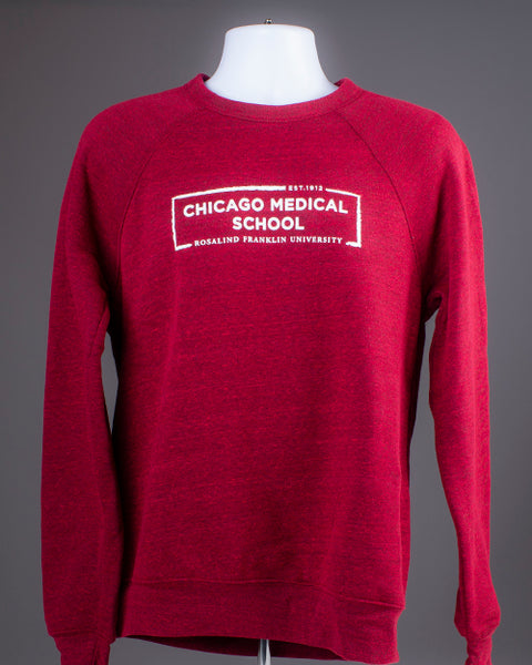 Sweatshirt, Crew Neck, CMS Chicago Medical School